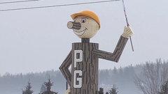 Canada Winter Games: Meet Mr. P.G.