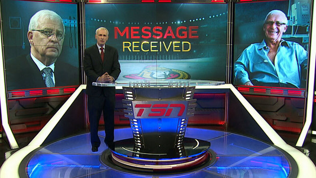 Remembering Bryan Murray: Message received