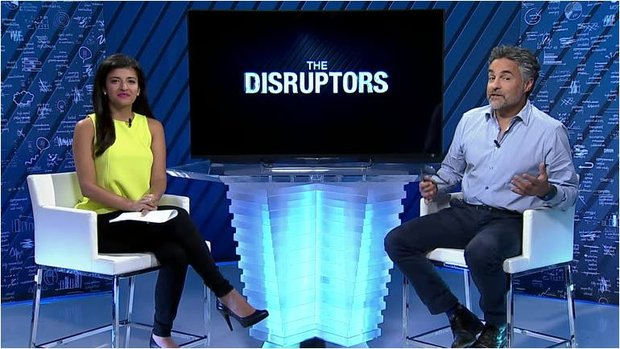 The Disruptors for Thursday, October 13, 2016