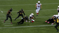 CFL In-Game: Burris' second TD extends Ottawa's lead