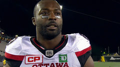 Jackson proud of Redblacks' performance