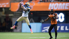 Blue Bombers rally late to stun Lions