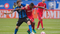 Draw against TFC enough to secure Impact a playoff spot
