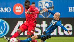 MLS: Toronto FC 2, Impact 2