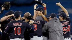 ALCS: Indians 3, Blue Jays 0