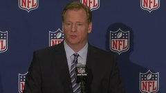 Goodell not making excuses for NFL ratings drop