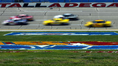 Toyota NASCAR  Talladega Superspeedway Preview