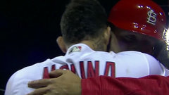 Must See: Holliday homers on final at-bat as a Cardinal