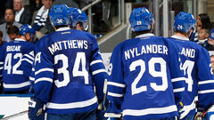 Leafs know youth isn't to blame after ugly loss