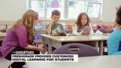 FreshGrade: The learning disruptor
