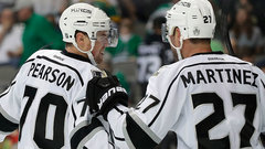 NHL: Kings 4, Stars 3
