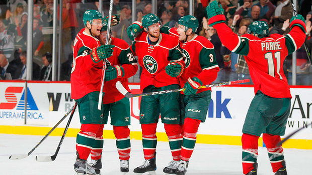 Leafs blow another third-period lead in loss to Wild