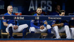 Has the door closed on the Blue Jays?