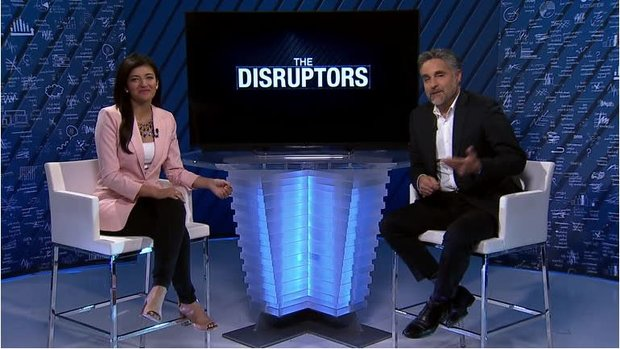 The Disruptors for Thursday, October 20, 2016