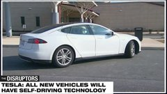 Tesla announces fully self-driving cars