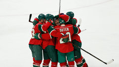 NHL: Maple Leafs 2, Wild 3