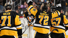 NHL: Sharks 2, Penguins 3