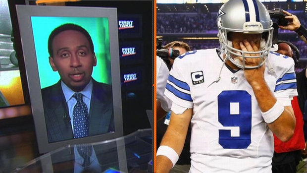 Stephen A. mashup: 'Cowboys are an accident waiting to happen'