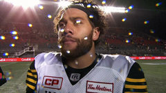 Masoli gives full credit to Ticats defence