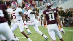 Alabama's defensive TD streak cannot be denied