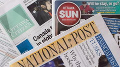 Postmedia CEO Godfrey: Ottawa should be worried about journalism in Canada
