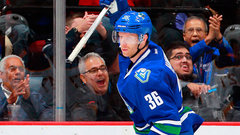NHL: Sabres 1, Canucks 2