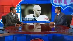 Bruschi ''numb'' to NFL's incompetence