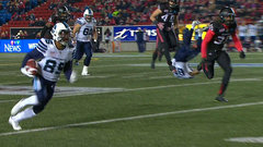 CFL Must See: Spencer hauls in tipped ball