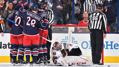 NHL: Blackhawks 2, Blue Jackets 3