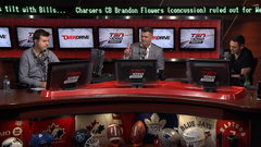 Ferraro talks Matthews and Leafs' Defence