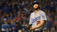 Dodgers turn to Kershaw with elimination on the line