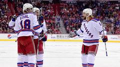 NHL: Rangers 4, Capitals 2