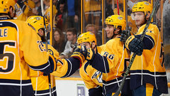 NHL: Penguins 1, Predators 5