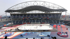 Could Heritage Classic start time be delayed?