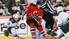 NHL: Wild 1, Devils 2 (OT)