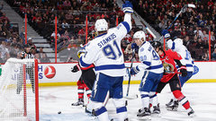 NHL: Lightning 4, Senators 1