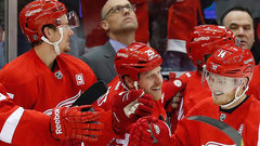 NHL: Sharks 0, Red Wings 3