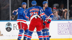 Rangers off to a quick start in the Metro