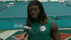 Ajayi credits offensive line for historic performance