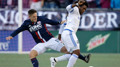 MLS: Impact 0, Revolution 3
