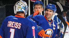 NHL: Wild 3, Islanders 6