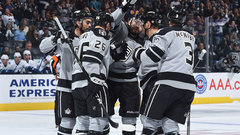 NHL: Canucks 3, Kings 4 (SO)