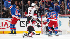NHL: Coyotes 2, Rangers 3