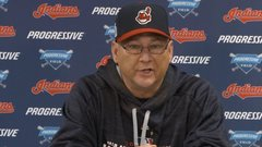 Francona says Cubs 'built for October'