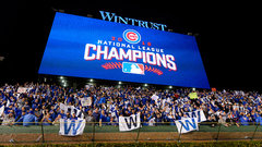 Former Cubs GM explains significance of  World Series appearance