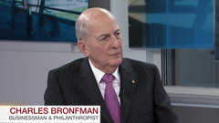 Billionaire Charles Bronfman opens up about his fortune, family and the Expos