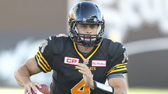 Collaros returns to practice, could start Friday