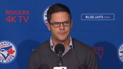 Atkins reflects on first year as Jays GM, looks ahead to offseason