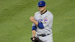 Lester named Cubs' Game 1 starter