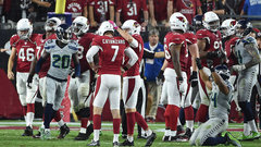 Both Seahawks' and Cardinals' offense deserve a tie